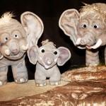 Wie der Elefant zu seinem Rüssel kam…
