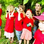 """Startschuss für den bundesweiten Kinderwettbewerb """"Erlebter Frühling"""" der Naturschutzjugend (NAJU)"""