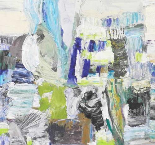 """Ev. Amalie Sieveking-Krankenhaus: Ausstellung """"Wasserzeit"""" von Peter Lindenberg"""