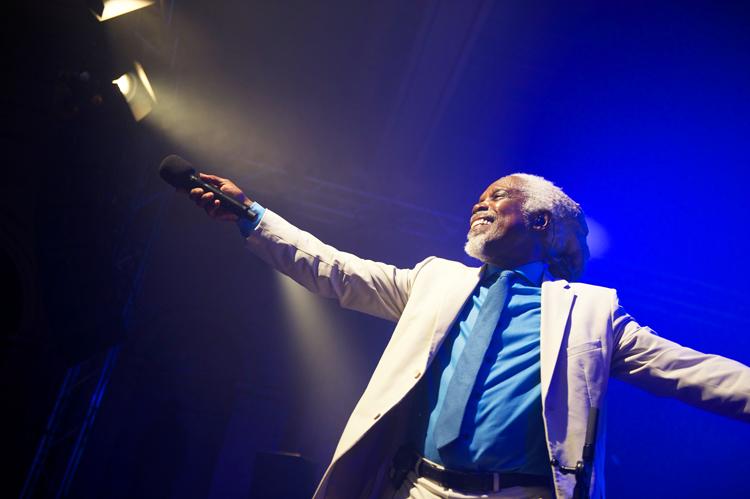 Billy Ocean kommt zur NDR-Sommertour nach Bramfeld