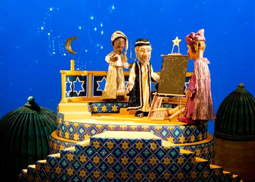 """""""Die Weihnachtsgeschichte"""" in einer Inszenierung der Augsburger Puppenkiste im Kino erleben!"""