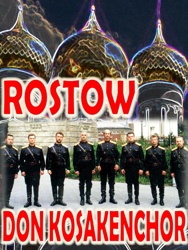 Rostow Don Kosakenchor