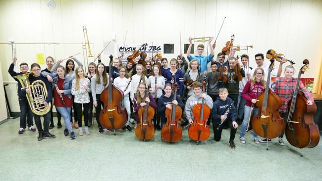 Neues Schulorchester wird gegründet