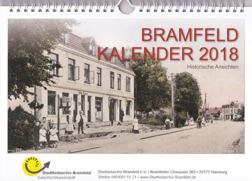 Historische Ansichten im Bramfeld Kalender 2018