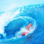 Austellung Renate Lappe: Luxus für die Seele