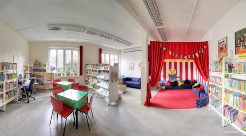 Der Kinder-Leseclub im Sasel-Haus e.V. wird 10!