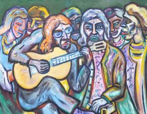 THIELE_Rockgruppe_1973