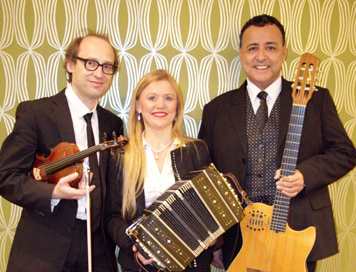 Hamburg Tango dem Trio