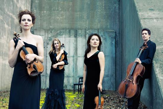 Daedalus Quartett in Concert