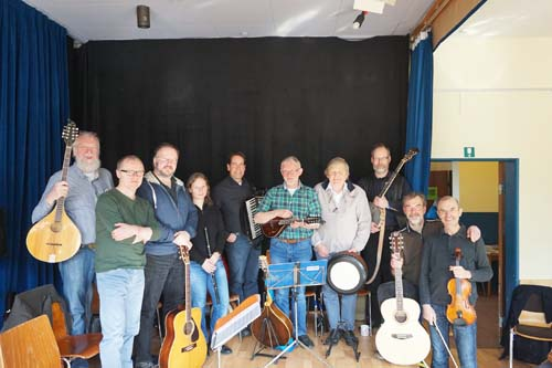 Celtic Folk Session