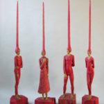 Zoyt, der Schöpfer der AEZ-Skulpturen lädt zur Ausstellung