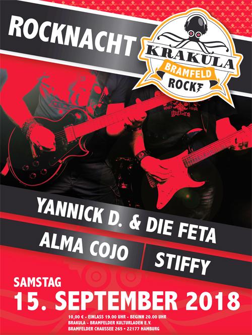 Rocknacht im Brakula