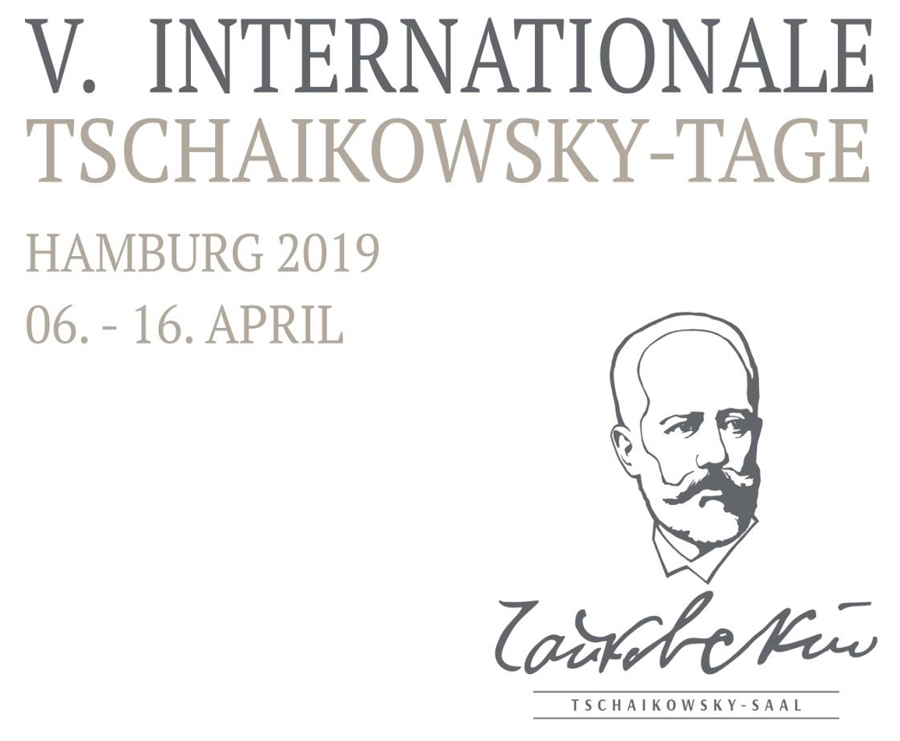 V. Internationale Tschaikowsky-Tage 6.-16. April 19