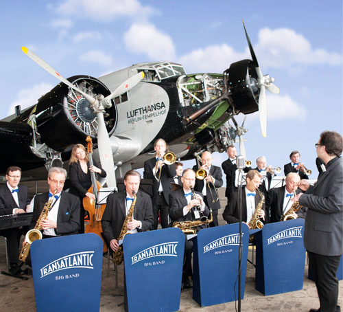 JAZZ mit der TRANSATLANTIC BIG BAND